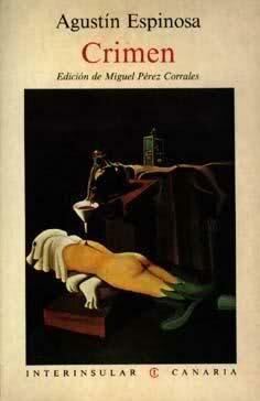 crimen novela agustín espinosa